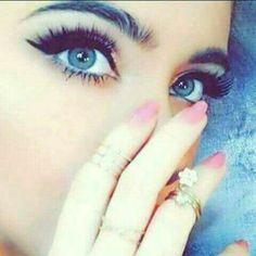 Magical Photography, Eye Photography, Stylish Girls Photos, Stylish Girl Pic, Cute Girl Poses, Cute Girl Photo, Gorgeous Eyes, Pretty Eyes, Niqab Eyes