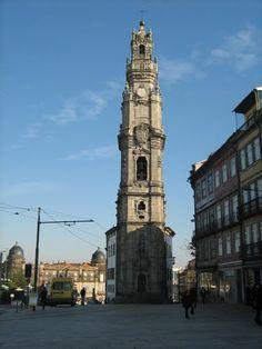 Torre dos Cléricos - Porto
