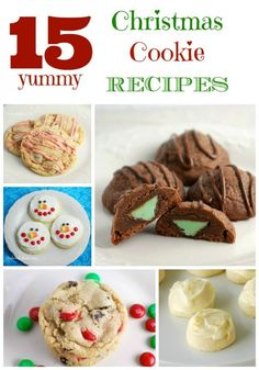 15 christmas-cookie-recipes