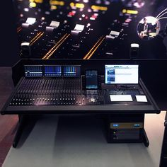 Modson studio furniture for recording and mastering studio Home Recording Studio Setup, Consoles, Music Studio Room, Floor Layout, Studio Furniture, Office Workspace, Audio, Cool Tools, Game Room