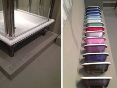 Miniature Cast Iron Baths: Drummonds Bathrooms