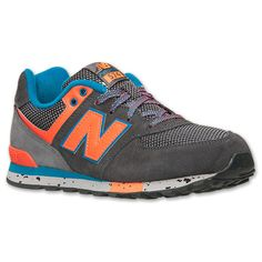 Boys' Grade School New Balance 574 Casual Shoes - KL5749OG GBO | Finish Line braylon