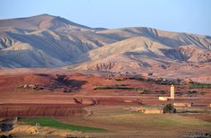 Photos from Morocco, landscapes