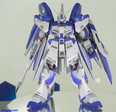 METAL ROBOT魂 Hi-Nu Gundam: First Photoreview No.13 Big Size Images http://www.gunjap.net/site/?p=199350