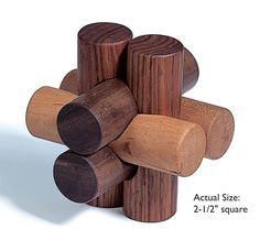 Fiendish Knot Puzzle - Popular Woodworking Magazine