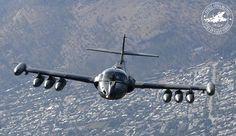 Chilean A-37 Dragonfly | Aviones A-37 se despidieron de la región
