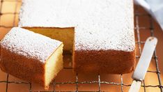 Lilyfield Life: Easy Vanilla Cake Recipe - great for kids' afternoon tea