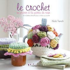 Sélection de livre sur le crochet pour débutant. | Mon Crochet Shop