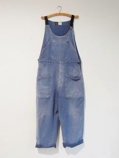 FRENCH VINTAGE OVERALL