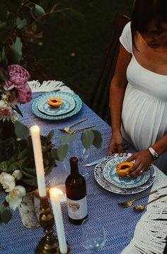 place settings // ba
