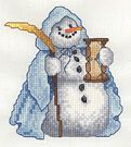 Free Snowman Quilt Patterns - finished all 12, they are beautiful