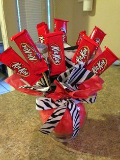 DIY candy bouquet for any occasion