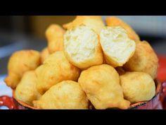 Najbolji i najbrži domaci uštipci bez mleka i jaja - Best and the fastest homemade fritters!! - YouTube Serbian Recipes, Snack Recipes, Snacks, Fritters, Deserts, Chips, Bread, Homemade, Baking