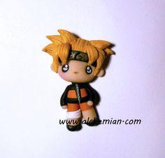 Naruto+anime+manga+inspired+Necklace+handmade+by+AlchemianShop,+€25.00