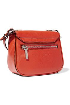 Proenza Schouler | Kent tiny textured-leather shoulder bag | NET-A-PORTER.COM