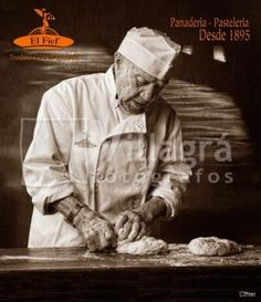 Peace goes into the making of a poem as flour goes into the making of bread.  •  Pablo Neruda.  Photo: Panaderia El Fiel, Valladolid, España