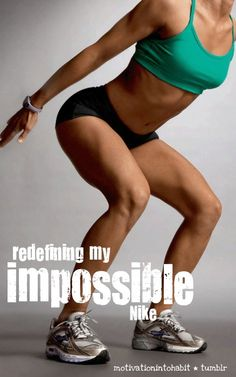 """""""redefining my impossible"""""""