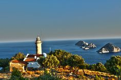 Gelidonya Lighthouse by Atilla Aydin on 500px