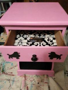 "Sweet T's Custom Creations makes "" Happy Furniture """