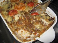 Pasta   Kreatiewe Kos Idees Pasta Recipes, Dessert Recipes, Desserts, Kos, Lasagna, Mashed Potatoes, Recipies, Ethnic Recipes, Afrikaans