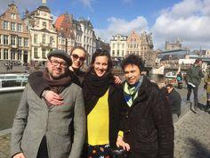 Danes se bomo z našo nekdanjo radijsko sodelavko Stašo Pavlovič iz Murske Sobote potepali po Belgiji. V Gent jo je namreč odpeljala ljubezen.