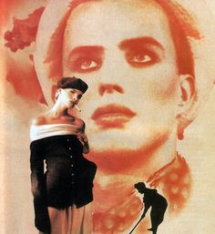Jean Paul Gaultier, Elle magazine, March 1988.