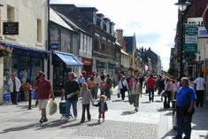 Fort William High Street shops - See text below Cruise Port, Cruise Vacation, Disney Cruise, High Street Shops, Cheap Cruises, Fort William, Royal Caribbean Cruise, Places Ive Been, Scotland