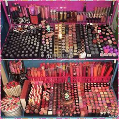 New ideas for makeup collection goals beauty room Makeup On Fleek, Flawless Makeup, Gorgeous Makeup, Makeup Inspo, Makeup Ideas, Lipstick Collection, Perfume Collection, Makeup Collection, Makeup Tips Over 40