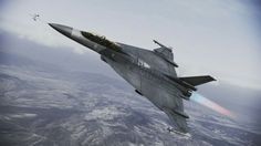 F-16XL Falcon