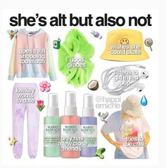 Cute Teen Outfits, Teenager Outfits, Outfits For Teens, Girl Life Hacks, Girls Life, Different Aesthetics, Diy Crafts For Girls, Glow Up Tips, Aesthetic Memes