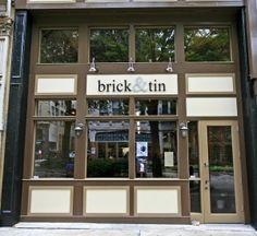 brick & tin