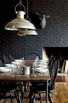 50+ Farmhouse Style Dining Room Table and Decor Ideas