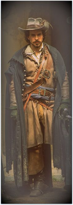 BBC One The Musketeers - Aramis