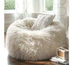 Super cute beanbag!