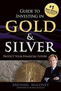 "Guide To Investing in Gold & Silver: Protect Your Financial Future by Michael Maloney. The highly anticipated 2nd edition of the best-selling gold and silver investing book of the century . Completely revised, with over 100 entirely new pages of content. ""Throughout the ages, many things have been used as currency: livestock, grains, spices, shells, beads, and now paper. But only two things have ever been money: gold and silver. When paper money becomes too abundant, and thus loses its…"