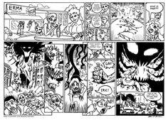Erma :: Erma- Stepping In | Tapastic Comics - image 1