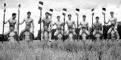 What's not to like? (Photo by Angus Malcolm for the Warwick Rowers Club) The guys of the Warwick Rowers Club— the crew team of the University of Warwick in central England — are rocking the boat with a naked calendar that features tasteful nude photographs of their fit bodies to help fight homophobia.  Since 2009, the team has been producing a yearly nude calendar to support its club. But after learning that many of their fans were gay men, this year the team created Sport Allies, a program…