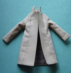 Coat Pattern for Barbie Made to Move and Sewing Instructions – For Dolls With Love