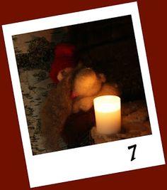 Kipakka kipinöi, kuvaa ja kutoo: Kipakan Joulun odotus 7