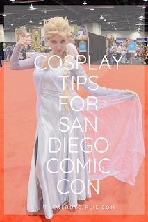 Megan Elvrum: San Diego Comic Con Cosplay Tips From Angi Viper Comic Con Cosplay, Cosplay Costumes, Costume Tutorial, San Diego Comic Con, Geek Out, Viper, Geek Stuff, Tutorials, Running