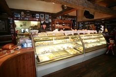 Door County Bakery - home of the famous Corsica Loaf.