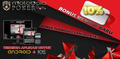 What are the benefits of situs poker online Indonesia.To Get More Information Visit http://www.motobolapoker.com