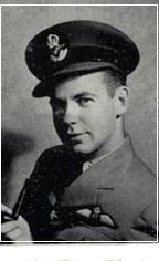 Flight/Officer George Allan Cashion. 421st Squadron Royal Canadian Air Force. 25 juillet 1944.