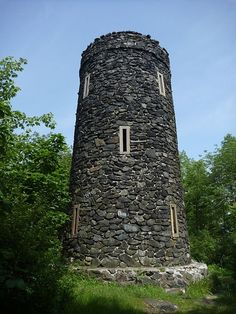The sights are plenty in this 231-acre park and the hike to the viewing tower is only a mile long. Vacation Places, Vacation Spots, Litchfield County, Lookout Tower, Connecticut, Where To Go, East Coast, State Parks, New England
