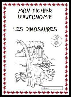 AUTONOMIE: un fichier sur les dinosaures