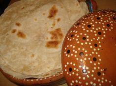 Mexican Flour Tortillas, Tortillas de Harina de Castilla