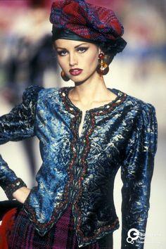 Emanuel Ungaro, Autumn-Winter 1994, Couture