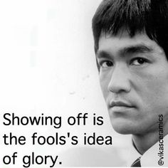 #brucelee Truth Quotes, Wise Quotes, Quotable Quotes, Great Quotes, Quotes To Live By, Motivational Quotes, Inspirational Quotes, Qoutes, Bob Marley