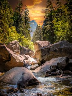 Yosemite by leker on 500px