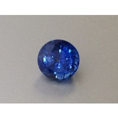 #Natural #Heated #Blue #Sapphire blue color cut a #round #brillant shape at 1.81 carats.    #spectacular #color and #brilliance make its the ideal gemstone for an #engagement #ring